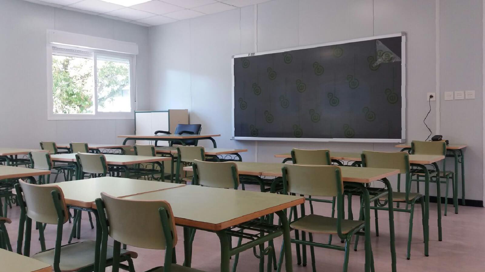 colegio mutilva ampliación aula